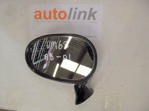 Door Mirror, Mazda MX-5 mk1, l/h, satellite blue, A5, left hand, USED 01